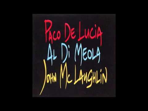 Al Di Meola, John McLaughlin & Paco De Lucía - The Guitar Trio (1996) - Full Album