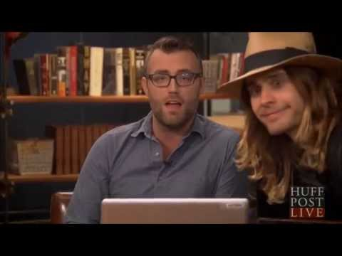 Jared Leto - Highlight Funny Moments 2 - 2013/2014