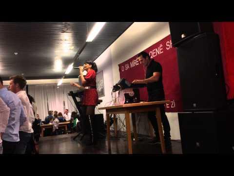 Gjyste Vulaj Live Ne Augsburg video