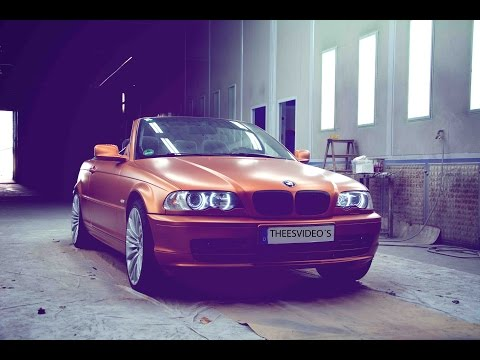 plasti dip bmw 318 touring matt black how to save money and do it yourself. Black Bedroom Furniture Sets. Home Design Ideas