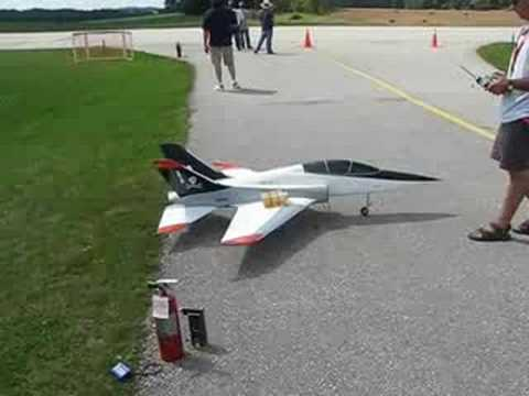 R/C Jets, real Radio Controlled Jets
