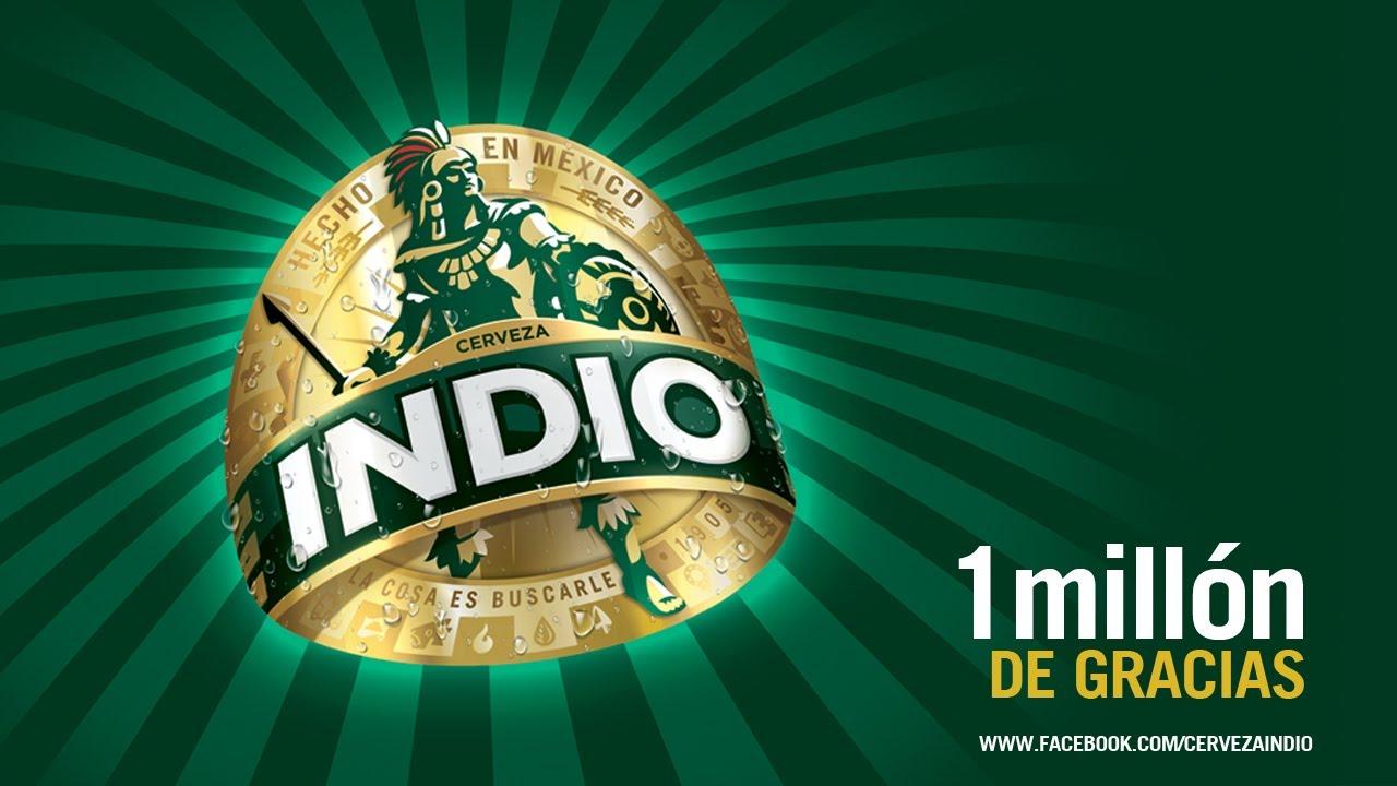 Cerveza Indio: Un Millón de Gracias - YouTube