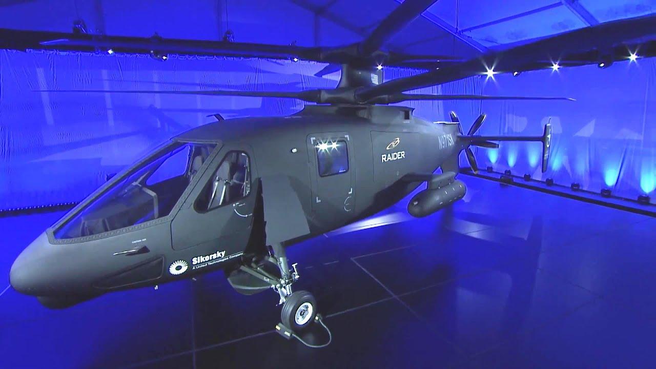اول عرض رسمي للمروحية التكتيكية الخفيفة S-97 Raider Maxresdefault