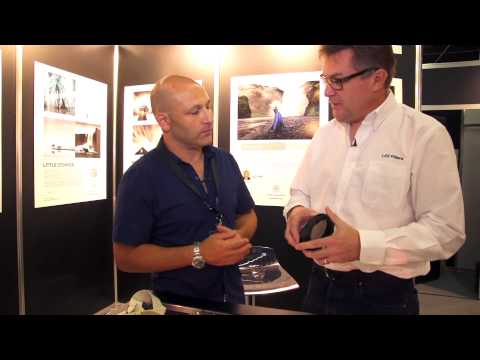 A new, sleeker polarising filter by Lee Filters. Photokina 2014 with Karl Taylor