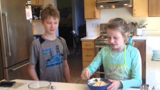 Jane Haviland, Kids' Baking Championship Home