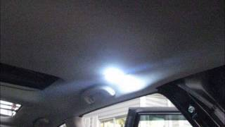nissan MURANO LED custom