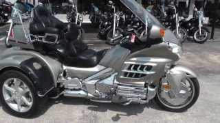205720 - Used 2003 Honda Goldwing Trike GL1800 Motorcycle For Sale