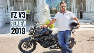 FZ V3 || AFTER 1 MONTH REVIEW || YAMAHA ||