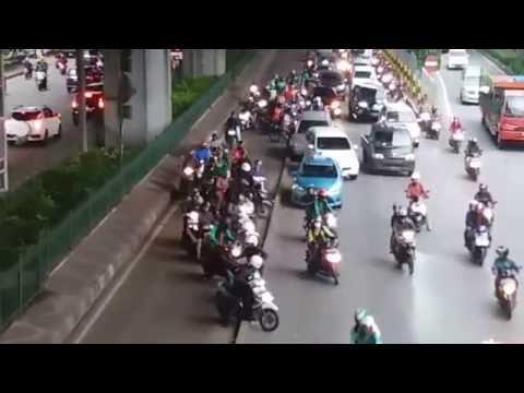 Razia jalur busway Dki thumbnail