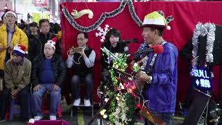 倚天屠龍記 + Country Road + 風雲 -- Ah Lam -- Sun L樂隊171225 CN