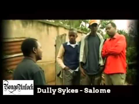 Dully Sykes - Salome [ Bongounlock Edited Version ] video