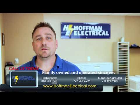 Licensed Electrician   St. Petersburg & Tampa, FL   Residential & Commercial Electrician