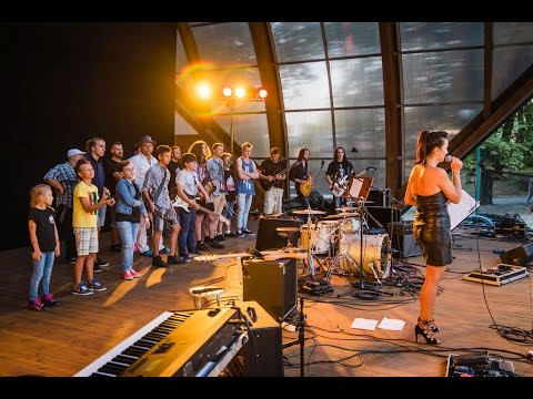 Kuźnia Rockowych Talentów -  Koncert Rock Music School - Muszla Koncertowa