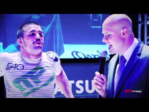 Trailer de l'EBI 11: The Welterweights