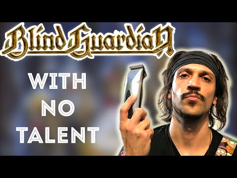 HOW TO PLAY LIKE BLIND GUARDIAN... with NO TALENT (Another Holy War)