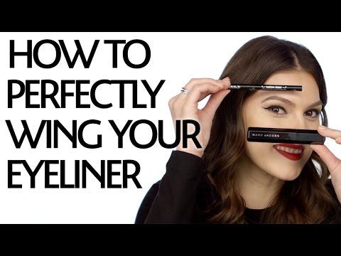 How To Do Winged Eyeliner   Sephora