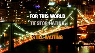 Download Still Waiting in the Style of