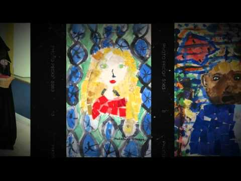 Delphi Academy Santa Monica - Images From Student Art Work - 01/10/2013