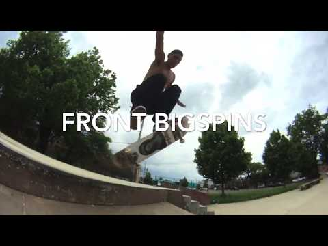 How To Front Bigspin with Stoner Dave Tutorial