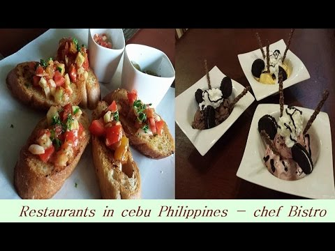 Chef Bistro Restaurants in Mactan island / Cebu