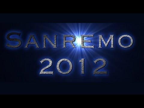 Sanremo 2012 : Cantanti big : giovani in gara : Festival : video