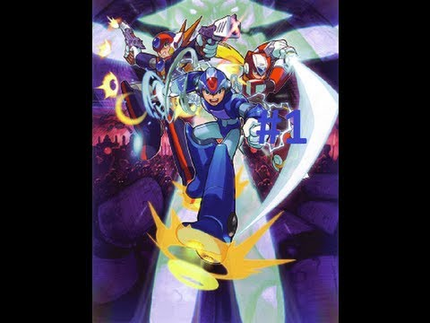 Misc Computer Games - Mega Man X8 - Ride Armor Theme
