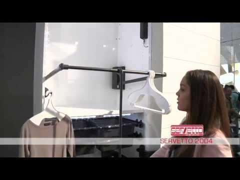 Accessori per l'armadio brown   Servetto   News Interzum 2013
