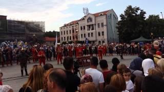 Mehter marşı u  Tuzli Bosna i Hercegovina