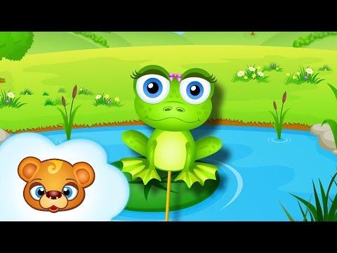 Była Sobie żabka Mała - RosNutki TV - Kanał Dla Dzieci
