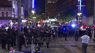 Over 200 Including Vandals, Looters Arrested During Overnight Protests In Houston