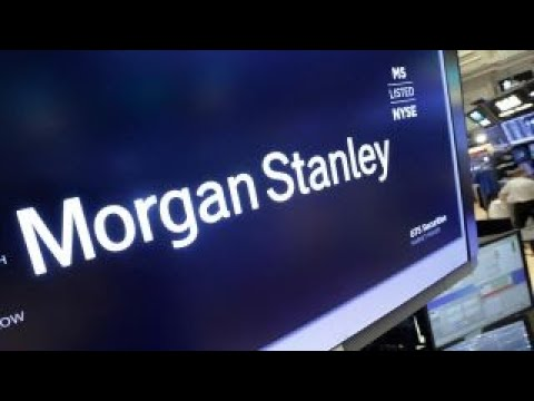 Morgan Stanley posts 2Q earnings beat