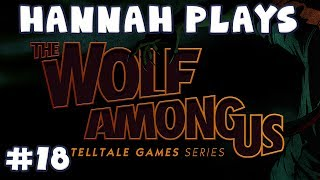 The Wolf Among Us #18 - Jersey