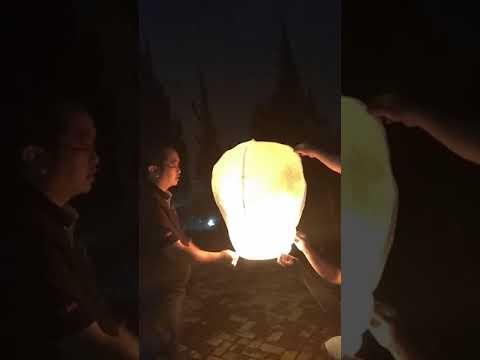 Download Jual lampion balon/ lampion terbang Rp.12.000 wa. 081319823277 Mp4 baru