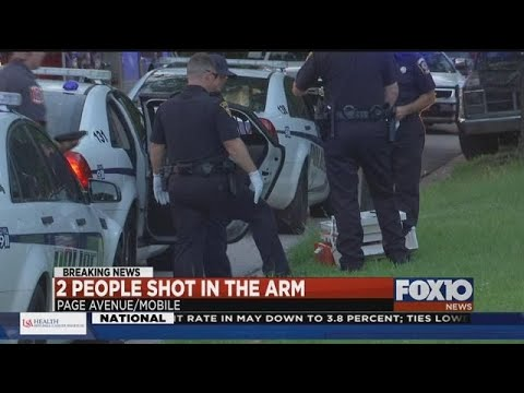 MPD investigating shooting on Page Avenue