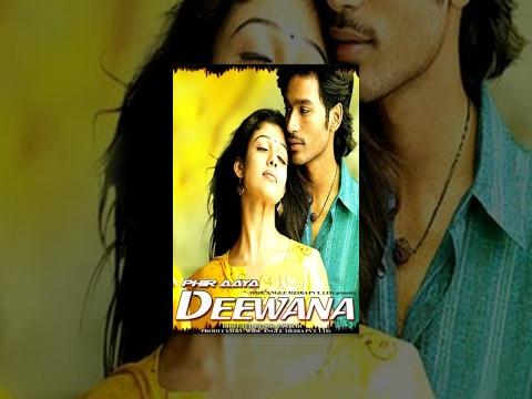 Phir Aaya Deewana | Hindi Film | Full Movie | Dhanush | Nayantara