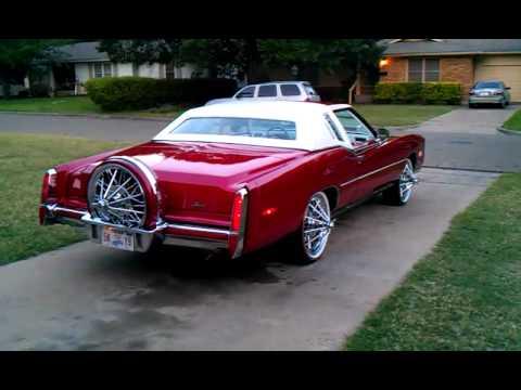 Slab 78 Cadillac Eldorado For Sale Youtube