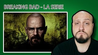 BREAKING BAD: la SERIE SERIA