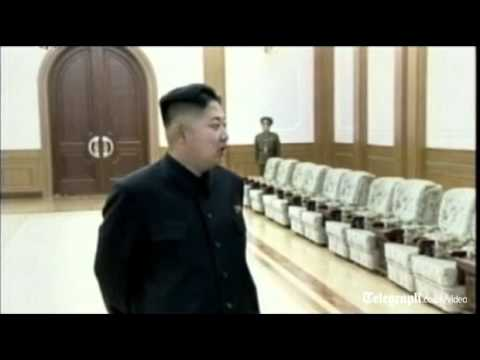 North Korea: Kim Jong-un enjoys unauthorised Disney show