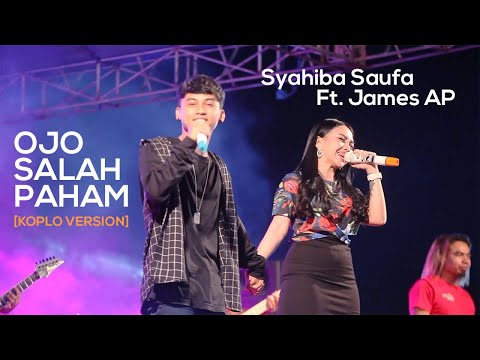 Download  Syahiba Saufa Ft. James AP - Ojo Salah Paham Koplo Version -  LIVE Gratis, download lagu terbaru