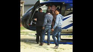 Dhaka to Noakhali (Nodona, Sonaimuri)  by Helicopter