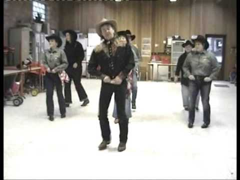 scooter lee line dance instruction