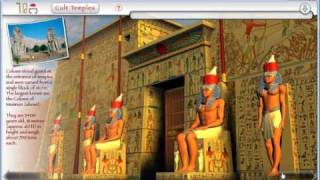 Egyptian Cult Temples Version 2