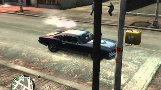 Gta 4 HD 5450 64 Bit Gameplay