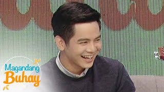 Magandang Buhay: Joshua talks about his lovelife