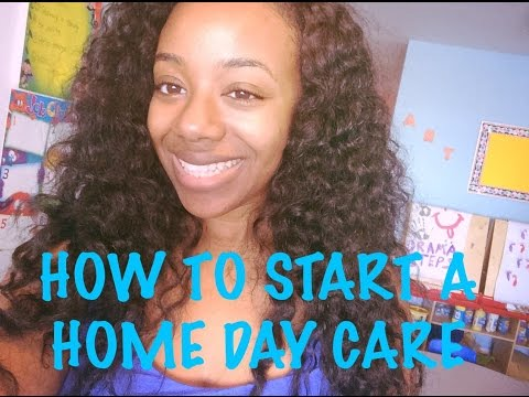 Q&A: HOW TO START A HOME DAY CARE BUSINESS