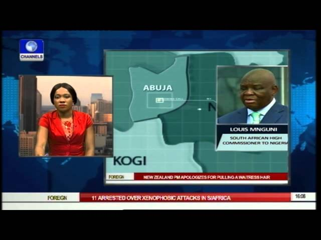 Xenophobic Attacks: Reprisals Are Likely To Occur In Nigeria - SA High Commissioner 22/04/15