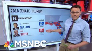 Kyrsten Sinema Lead Expands To 22k In Arizona Senate Race | Hardball | MSNBC