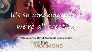 Glorious By David Archuleta