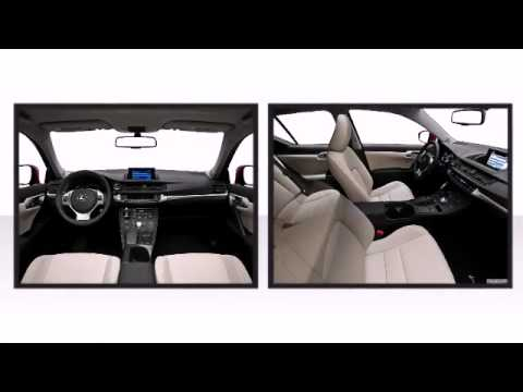 2012 Lexus CT 200h Video
