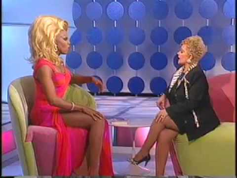 Tammy on the RuPaul Show
